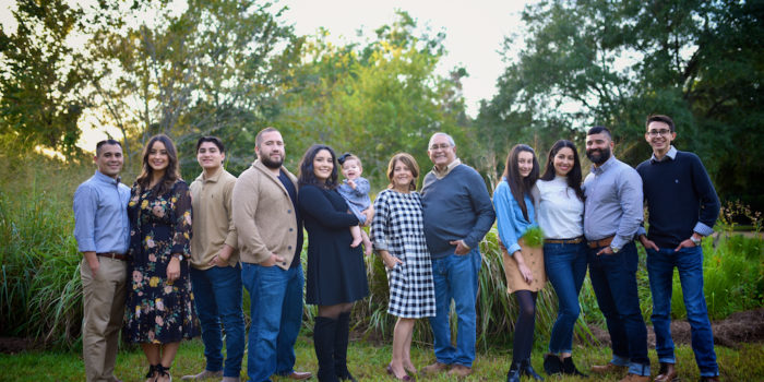 The Sheran's Family Photography Session – Hermann Park – Houston, TX