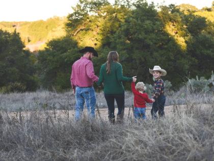 The Burke's FamilyPhotographyPortfolio – Garey Park – Georgetown, TX