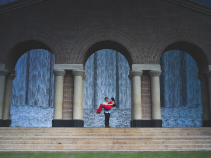 George Hines Waterwall Surprise Proposal – Bryan's  Photography Portfolio