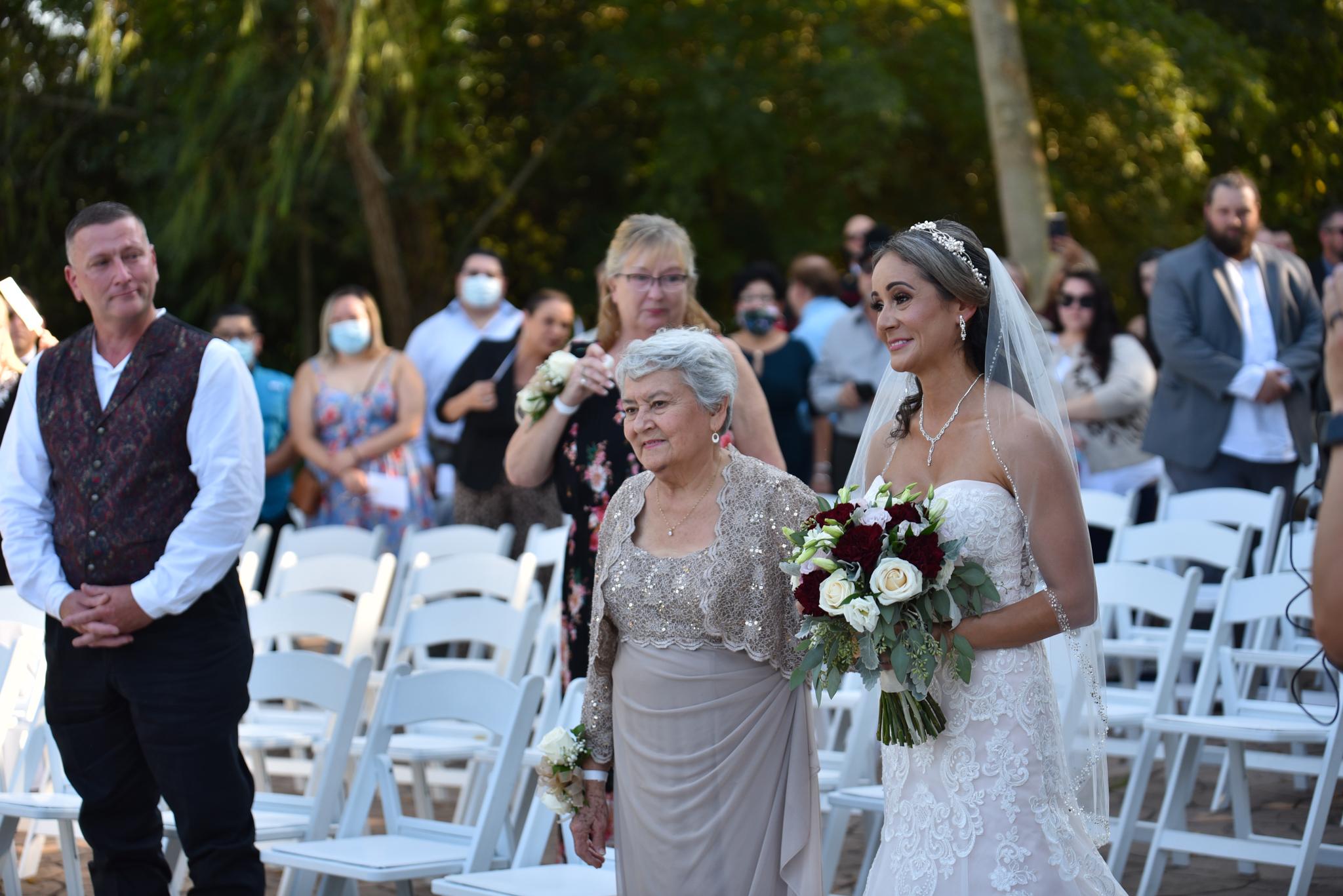 la Tranquila Ranch Wedding